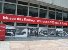 LUNEDI' RIAPRIAMO MUSEO ALFA ROMEO DI ARESE
