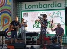 A EXPO 'TERRA & MUSICA DI LOMBARDIA'