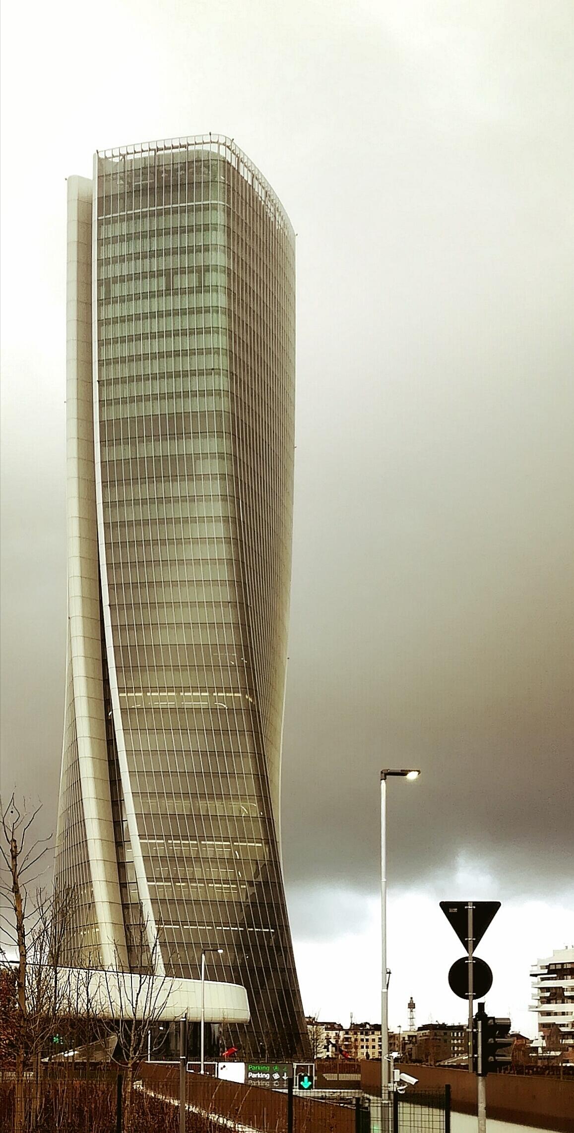 IL FASCINO DELL'ARCHITETTURA