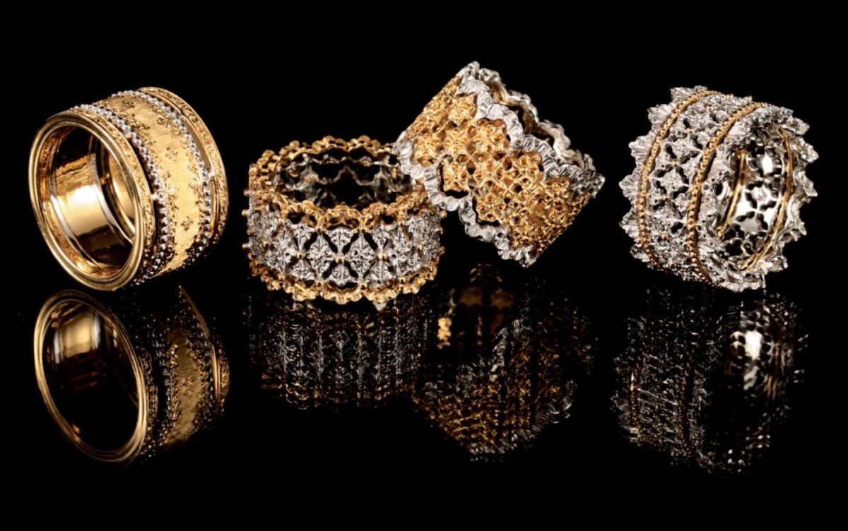LUXURY JEWELS