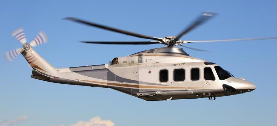 AW139 'LEONARDO'