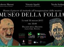 MUSEO DELLA FOLLIA, LA BELLEZZA PREMIA MANTOVA CON OLTRE MILLE VISITATORI